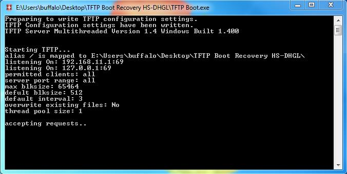 Buffalo NAS LS420D LS420 recovery